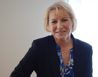 Bernadette Mathieu,Chef de service CAPEAP Papillons Blancs