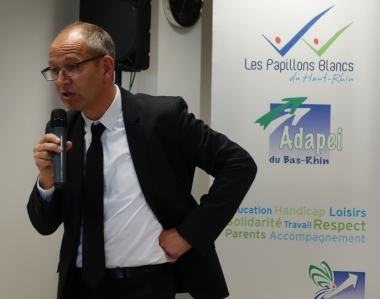 Christian Fischer, Directeur CD 68 – Direction de l'autonomie